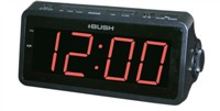 1.8 INCH LED DISPLAY CLOCK RADIO