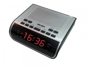 "0.6"" LED DISPLAY CLOCK RADIO"