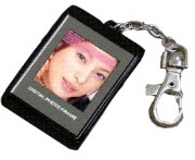 "1.5"" DIGITAL PHOTO FRAME KEY CHAIN"