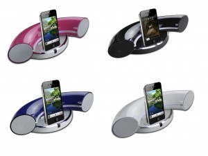 IPHONE SPEAKER DOCK