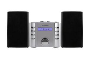 SRCD804BT-Silver