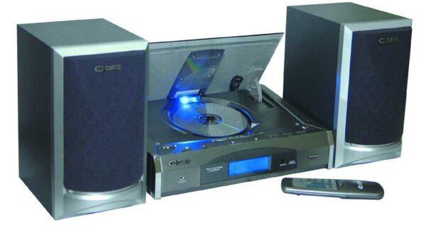 MICRO CD SYSTEM W/PLL RADIO & REMOTE
