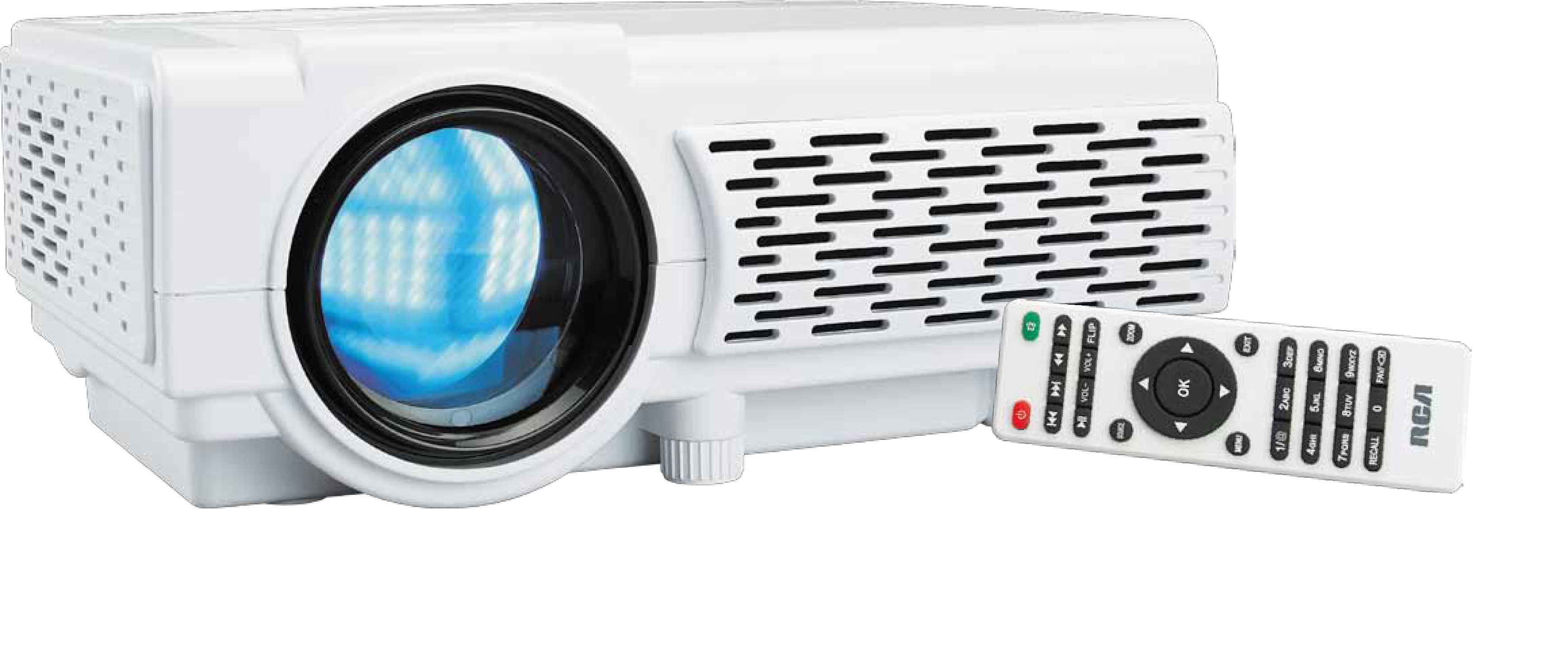 480P HOME THEATER PROJECTOR| Curtis International